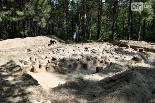 На острове Хортица археологи раскопали нечто уникальное
