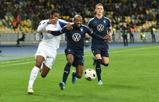 Лига Европы: «Динамо» одержало тяжелейшую победу над «Мальме»