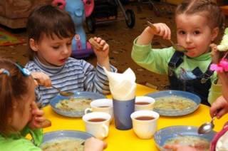 В черновицких садиках детей кормили фальсификатом