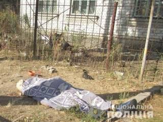 По Киевом отчаянный юноша убил пьяного отца