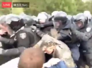 На Львовщине разогнали участников «угольной блокады», среди задержанных ‒ экс-депутат Верховной Рады