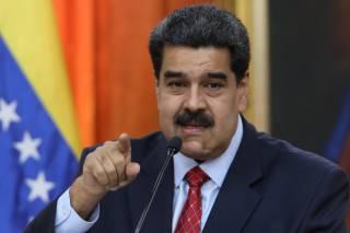 Мадуро призвал Трампа сесть за стол переговоров и «зарыть топор войны»