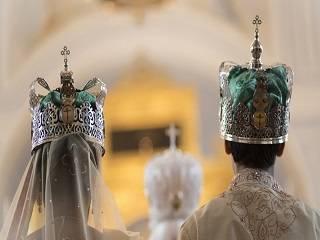 В Церкви призвали ответственнее относиться к венчанию