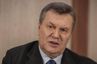Янукович «намылился» вернуться в Украину