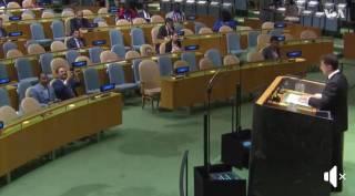 Не смог собрать зал: Зеленского в ООН практически никто не слушал