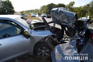 В жутком ДТП под Славянском погибли три человека, в том числе 6-летняя девочка