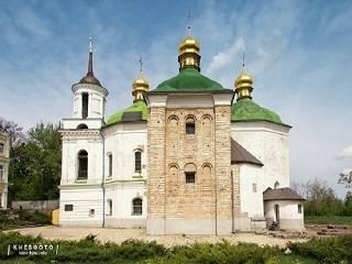 В Киеве после реставрации откроют церковь Спаса на Берестове