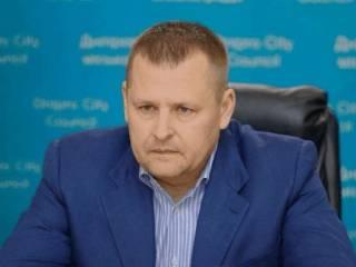 Мэр Днепра Филатов грязно выругался прямо на сессии горсовета