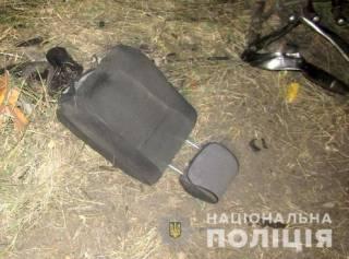 Под Киевом микроавтобус попал в сокрушительное ДТП ‒ есть жертвы