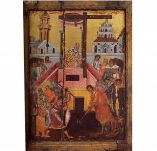 Сегодня православные отмечают Воздвижение Креста Господнего