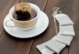 Оказалось, что пить чай в пакетиках – небезопасно