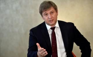 Спустя 4 месяца после назначения Данилюк подал в отставку с поста главы СНБО