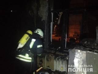 В Киеве двое парней разгромили и подожгли… детский сад