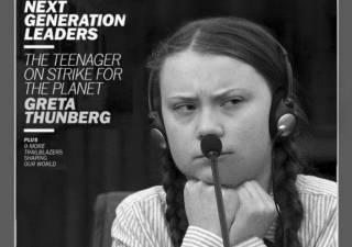 Грета Тунберг. Новый экофюрер на службе у глобалистов