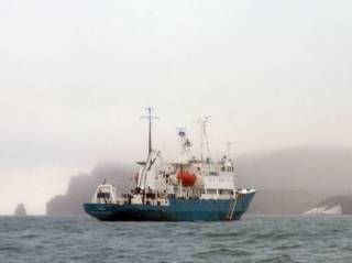 В суровой Атлантике затонуло судно с украинцами