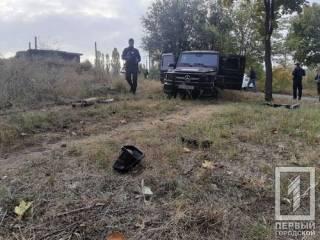 В родном городе Зеленского вооруженный рецидивист сломал ногу полицейскому