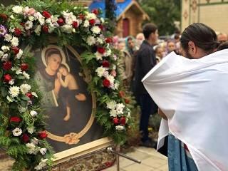 На Винниччине тысячи православных прошли крестном ходом с Зиновинской иконой Богородицы