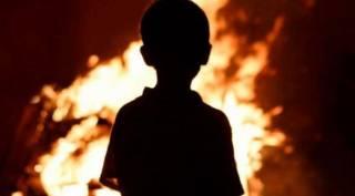 На Черкасщине школьница чуть не сгорела заживо из-за популярного среди подростков флешмоба