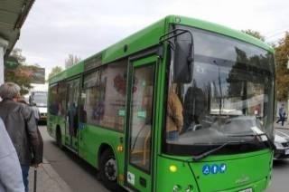 В Николаеве водитель автобуса зажал пассажирку дверью и несколько десятков метров тащил по асфальту