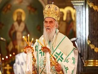 Сербский Патриарх сказал, что поддерживает Митрополита Онуфрия из-за заботы о сохранении православного единства