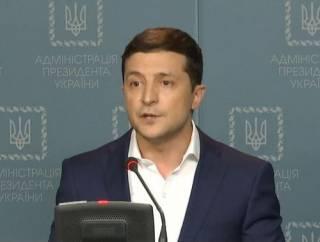 Украина таки подписала пресловутую «формулу Штайнмайера»: брифинг Зеленского