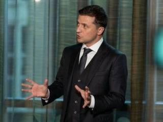 Зеленский предложил подумать, что делать с жителями Крыма и Донбасса после деоккупации