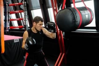5 октября украинский боксер Беринчик сразится с мексиканцем Патрицио Морено