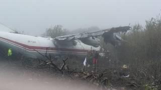 Самолет, не долетевший до аэропорта во Львове, эксплуатировался более полувека