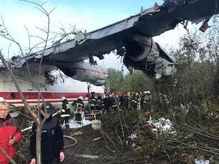 Львовский митрополит УПЦ призвал верующих молиться о пострадавших в авиакатастрофе