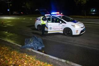 Смертельное ДТП в Киеве: парня сбили прямо на «зебре»