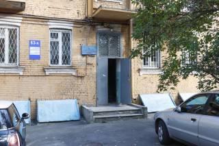 В офисе Киевского метрополитена повесился бомж