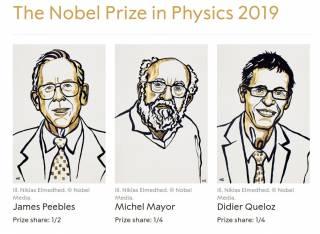 Нобелевскую премию по физике присудили ученым, сделавшим переворот в космологии
