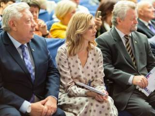 Жена Зеленского уже придумала, чем займется на посту первой леди