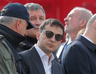 Зеленский назначил журналистам встречу в Киеве, на улице Московской