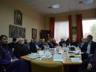 Греко-католики обсудили возможность «евхаристии примирения» с ПЦУ
