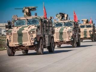 Турция начала военное вторжение в Сирию. Но Иран не дремлет