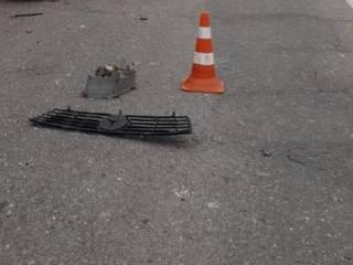 В Запорожье маршрутка на скорости влетела в фуру ‒ есть жертвы