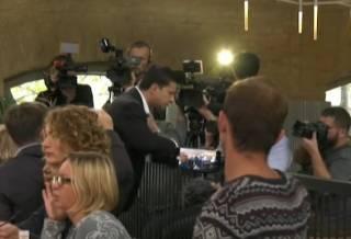 Пресс-марафон Зеленского прервали из-за скандала