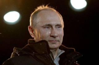 Путину сломали нос. Он рассказал, как было дело