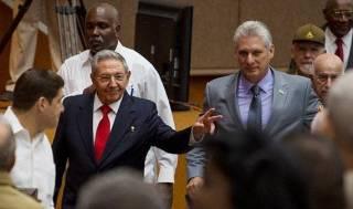 На Кубе избрали первого в новейшей истории страны президента