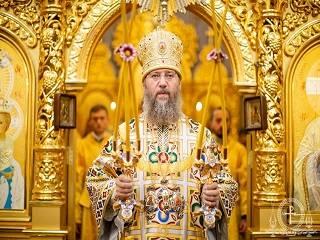 Митрополит Антоний рассказал, что общего у всех печерских святых
