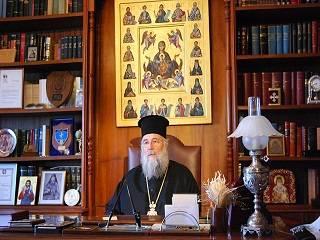 Керкирский митрополит предложил архиереям Элладской Церкви не спешить с решением по «украинскому вопросу»