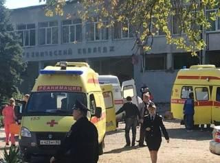 Увеличилось число жертв теракта в Керченском политехническом колледже