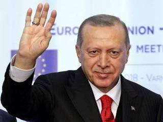 Эрдоган с помпой встретил в Турции российских «депутатов» от Крыма