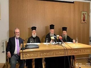 РПЦ даст оценку признания Элладской Церковью ПЦУ на ближайшем Синоде