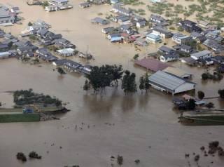 В Японии увеличилось число жертв разрушительного тайфуна «Хагибис»