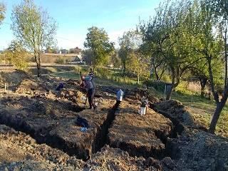 На Буковине участник АТО пожертвовал землю для строительства храма УПЦ
