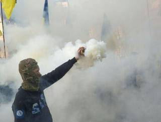 В Киеве прошла акция «Нет капитуляции», а Билецкий поставил Зе ультиматум