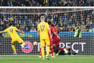 Сборная Украины в тяжелейшем матче обыграла Португалию и отправляется на Евро-2020
