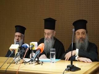 Два греческих митрополита заявили, что Собор Элладской Церкви не принимал решения о признании ПЦУ